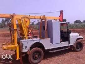 Om shanti borewell services