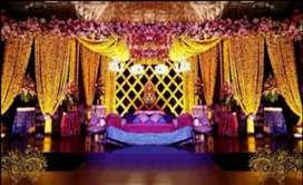 FLOWER DECORATION ,STAGE & CAR DECORATION, BAND BAJA, RENT A CARS, ETC