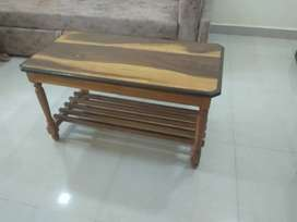 tea table pure wooden