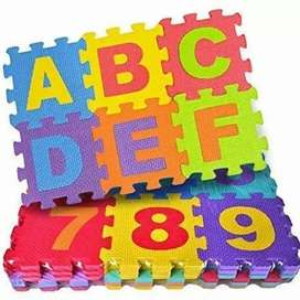 Kids floor mat puzzles
