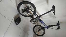 Sepeda lipat splendid 3.0