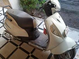 A good condition scooter for sell