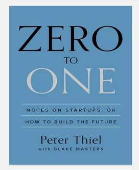 Zero to One Startups [eBook]