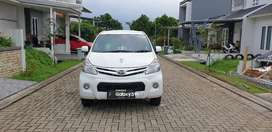 Xenia R family 2012 antik KM 12rb manual