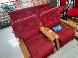 Sofa set (brand new condition)