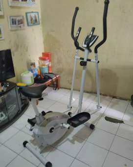 Sepeda aerobik eleptical bike termurah