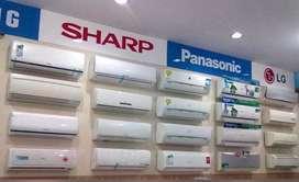 Ac Daikin Sharp Panasonic LG Samsung Polytron
