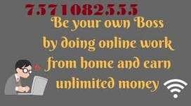 We provide Project Computer Based Online & Offline project/home based