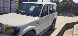 Mahindra Scorpio Getaway 2005