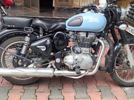 Well maintained classic 350 for urgent sale