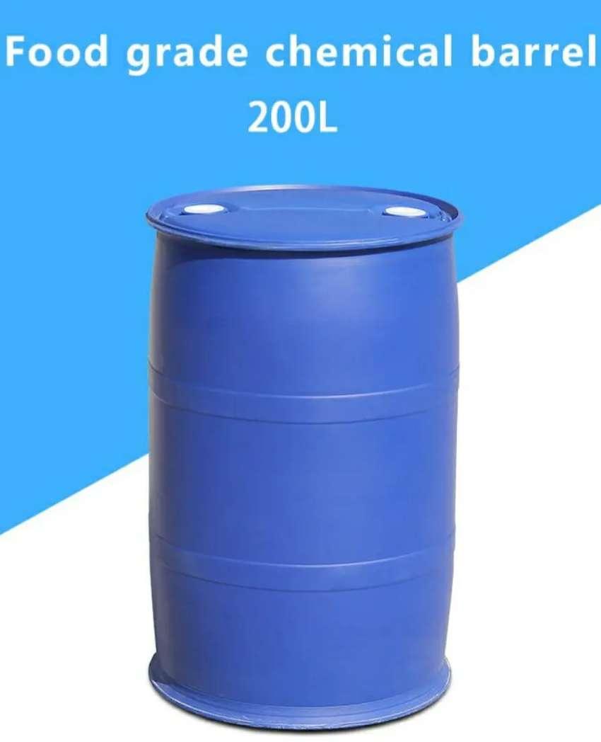 Suppleir drum tong besi dan plastik 0