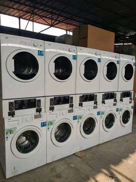Mesin Laundry Coin