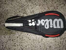 Wilson pro staff-97 racket-