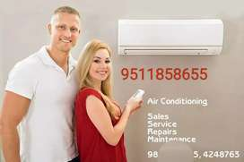 Air conditioner repairing and maintenance central pune