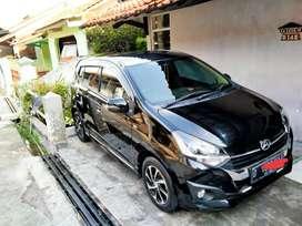 Daihatsu Ayla Matic 2017 tipe R Deluxe 1200 CC