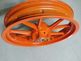 KTM DUKE FRONT ALLOY WHEEL