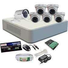 6HD CCTV Camera full setup installation(BRAND:Z-Security)