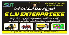 JCB,Tractors available for rent