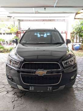 Chevrolet Captiva 2.0L Diesel 2011 Facelift AT Matic Triptonic VCDi