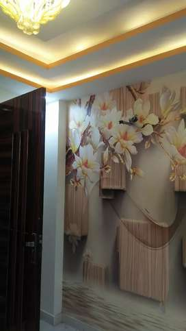 AwesomE flat 2bhk 25 lakh with lift chiminey 90% 95 loan home provide