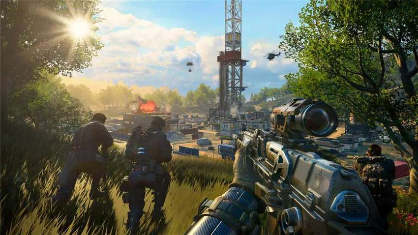 Call Of Duty Black Ops 4 PS4 PS5 0