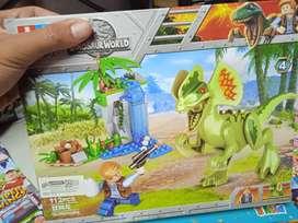 Mainan anak lego dino baru inbok aja selagi adq