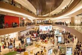 Dibutuhkan Sales Girl untuk menjaga fashion store di mall.