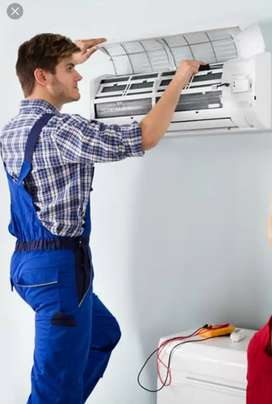 Ac And Refrirater Servicing