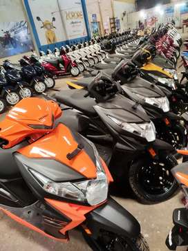 Low down payment on Honda Dio BS 6