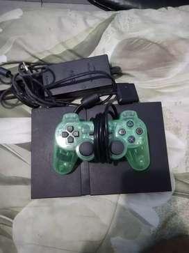 PS2 slim batangan rusak optik