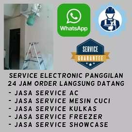 Service AC Tidak Dingin Servis Mesin Cuci Kulkas Porong Sidoarjo