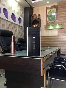 Branded Used hp 6005 amd Tower Phenom Desktop (4gb/500gb/dvd) Warnty