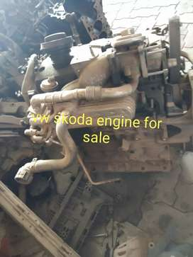 Engine and gearbox for sale