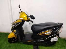 2019 Honda Dio( 9618)single owner vechile at good condition.