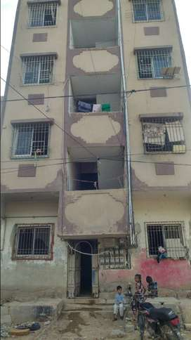 Flat for rent in Allah wala town
