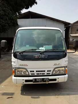 Isuzu elf bak 3 way 4 roda 2013