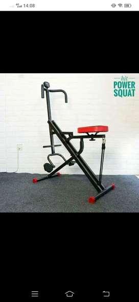 Gresik slae power squat