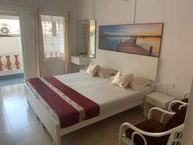 Near candolium beach resort studio rooms for daily bases