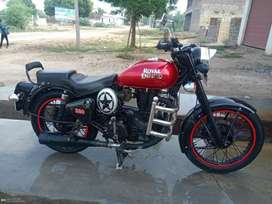 Royal Enfield 350 cc not need to work single rupee
