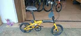 Jual sepeda lipat Odessy Pyton 16