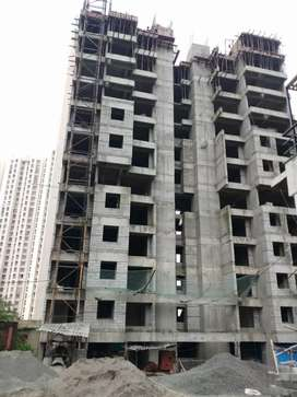 1bhk flat 56lacs all inclusive ghodbunder road (owale)