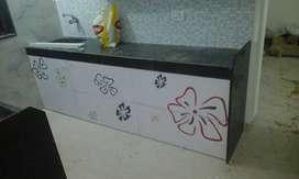 S.Brand new Modula Kitchen Cabinets & platform as per customer request