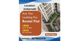 RENTAL FLAT- AMBERNATH