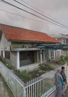 [Rumah tengah kota ] Komplek muhammadyah cocok dibuat KOS-KOS an.