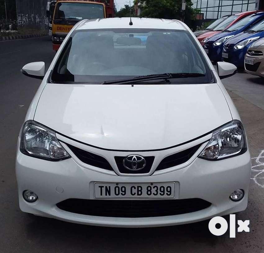 Toyota Etios Liva, 2015, Diesel 0
