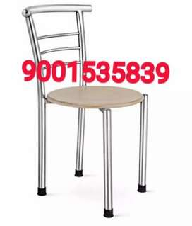 Newww restaurant furniture ss stool with ply top
