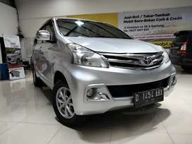 New avanza Type G manual 2014 silver