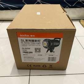 Lighting Godox SL60W Softbox Lightstand