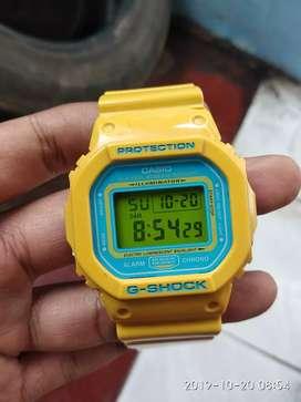 G-Shock DW 5600cs-9 Edisi Terbatas Original