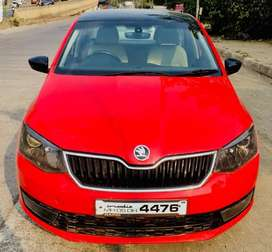 Skoda Rapid 1.5 TDI Manual active  ambition style, 2017, Diesel